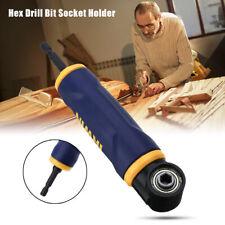 "Right Angle Extension Driver Drill Shank 1/4"" Hex Drill Bit Socket Holder#USA"
