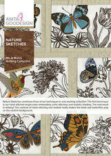 Nature Sketches Anita Goodesign Embroidery Design Machine CD