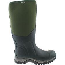 Rubber Wellington Boots - Men's Footwear