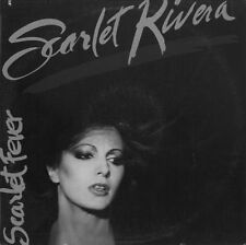 SCARLET RIVERA Scarlet Fever Vinyl Record LP US Warner Bros. BSK 3174 1978