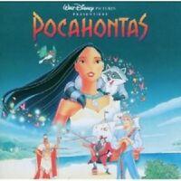 POCAHONTAS  CD ORIGINAL SOUNDTRACK/FILMMUSIK NEW!