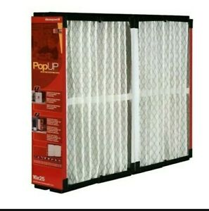 "2 Pack Honeywell POPUP2020   Media Air Filter 20"" x 20"", MERV 11 New"