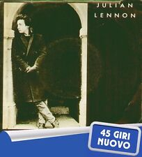 "JULIAN LENNON "" VALOTTE - LET ME BE "" 45 GIRI NUOVO VIRGIN ITALY 1984"