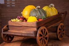Luxury Wood Fruit Cart Flashy Fruit Car Friut Serving Cart Luxury Kitchen Design