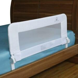 Regular & Long! COMFYBUMPY Toddler Bed Safety Rail Guard Crib Kids ALL BED SIZES