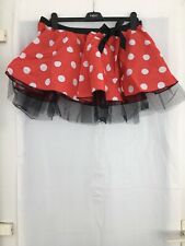 Inspired Costumes Mini Mouse Tutu Womens Size 18/20 Bnwt