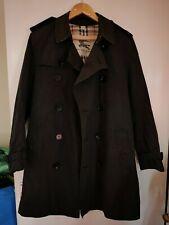 Burberry Trench Coat size 48 12UK