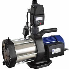 Hauswasserwerk Hauswasserautomat Kreiselpumpe Wasser Pumpe Gartenpumpe leise