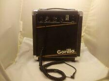 Gg-20 gorilla 30 watt guitar amp great shape.