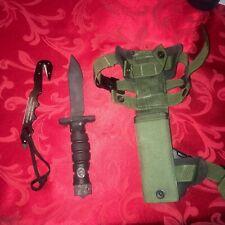 U.s  Survival Knife...ONTARIO USA