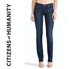 $176 ✴️ CITIZENS OF HUMANITY AVA 3401 Low Rise Straight Jeans Size 27