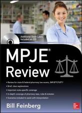 Pharmacy Law Examination and Board Review, Feinberg, William
