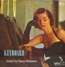 OSCAR PETERSON Keyboard LP - 1957 - Mono