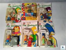 Vintage Mattel THE SIMPSONS action figures NEW and Sealed Extra Ned Flanders
