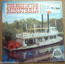 LP The Minstrel Chorus & Orchestra - Best of the ...