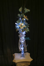 10 Quinceanera/Wedding Centerpieces Wholesale lot,LED LIGHTS w/batteries HOT!