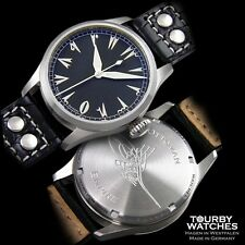 "Tourby Pilot Automatic ""Ottoman Empire"" Swiss ETA 2824-2 Limited Edition"