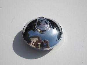 GM Car Embossed Locking Gas Cap w 2 Keys CHEVROLET TRUCK 1947 48 49 50 51 52 5