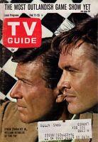 1968 TV Guide February 17 - FBI; Tina Cole - My three Sons; Marlin Perkins;
