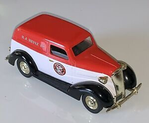 HJ HEINZ  1937 Chevy LIBERTY CLASSICS Die Cast Car Limited Edition