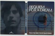 Requiem For A Dream Blu-ray & Dvd Steelbook (Canada) Region A