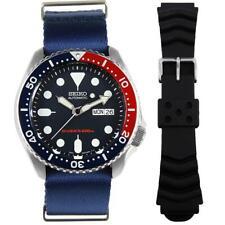 Seiko SKX009K1 SKX009K SKX009 Dive Analog Automatic Watches with Extra Bracelet