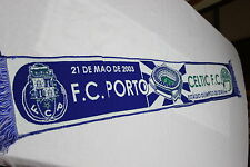 Bufanda Futbol FINAL DE LA UEFA CUP 2013 FC PORTO Y CELTIC DE GLASGOW SCARF