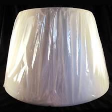 """14"""" Parchment Aladdin Brand Shade for Alladin oil Lamp"""