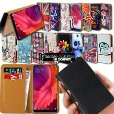 For Various Xiaomi Redmi Note SmartPhones Leather Smart Stand Wallet Case Cover