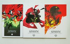 Spawn Origins Collection Vol. 1 2 & 3 *S&D* Image Graphic Novel Comic Book Lot