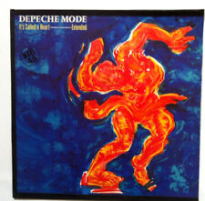 DEPECHE MODE It's Called a Heart' Disque VINYL Maxi  45 T 312014 France 1985