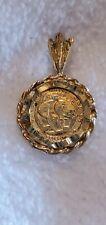 10kt Yellow Gold Bezel W/22kt Panda Coin