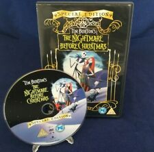 Tim Burtons The Nightmare Before Christmas Special Edition DVD