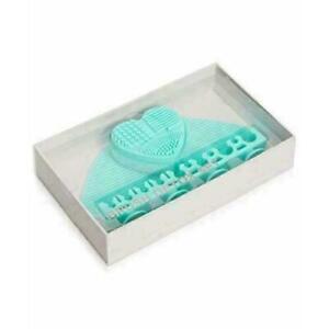 Makeup brush drying rack organizer cleaning mat & brush Macy's brush detox 3 pc
