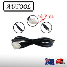 CAR AUX Micphone cable Wiring Harness ADAPTER FOR SUBARU AU seller