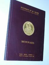Livres, ouvrages de numismatique