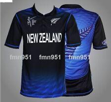 Cricket World Cup 2015 New Zealand Nz Team Shirt Jersey Adult Kids Size