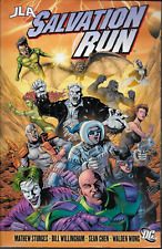 JLA: Salvation Run by Sturges & Willingham 2008 TPB 1st Print DC Comics OOP