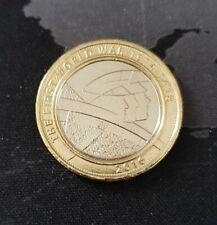 2016 World War 1 Army £2 coin