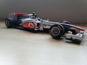 Jenson Button McLaren MP4-25 1/18 scale Minichamps Diecast Model ***NO BOX***