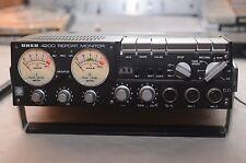 Uher Report 4200 Monitor (REV.!!!) mit viel Zubehör und 20 neuen BASF/emtec
