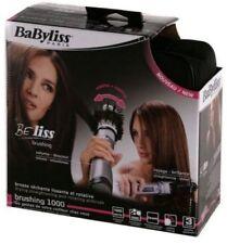 Rotating Brush Hair Styler 1000W BaByliss Beliss 2735 E Brush & Style 220-240 V