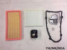 KIT ASSISTENZA filtri Jeep Compass & Patriot MK 2.0L & 2.4L 2007-2010 FSK/MK/001A