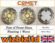 Comet Complete Brake Disc Kit Honda CBR 250 RR (MC22) 1990-94 BK232091