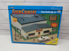 Ertl Farm Country Farm Dealership Set 4231