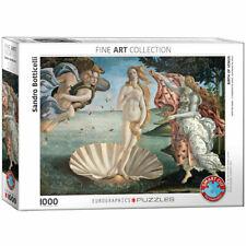 EuroGraphics 6000-5001 Die Geburt der Venus von Sandro Botticelli 1000 ...