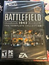 Battlefield 1942 The Complete Collection PC Game of the Year 2002 EA