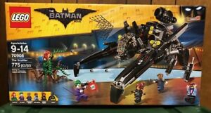 Lego 70908 Scuttler Batman Movie DC Comics 6 Minis Ivy Joker 775 pcs RETIRED