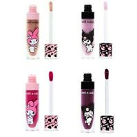Wet n Wild  My Melody Kuromi Limited Edition Lip Gloss and Lip Color - 4PCS