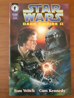 DARK HORSE COMICS - 1994 - STAR WARS: DARK EMPIRE II #4 of 6